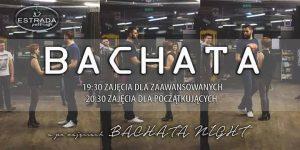 Bachata - Nauka tańca i impreza w rytmach latino @ Estrada Caffe, Rynek 26